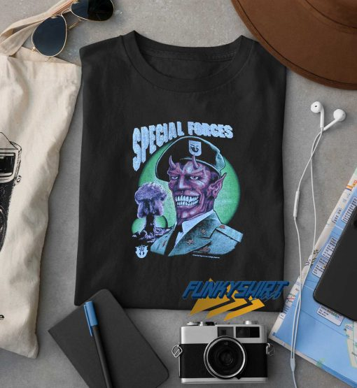 Special Forces Green Berets t shirt