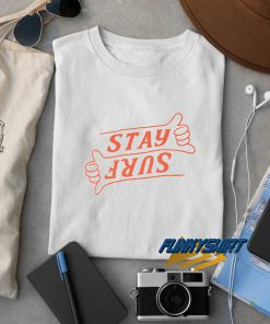 Stay Surf t shirt