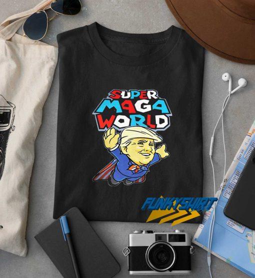 Super Maga World t shirt