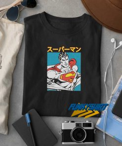 Superman Japanese t shirt