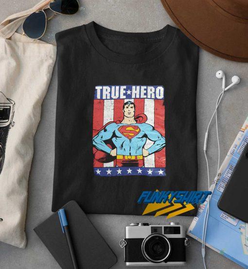 Superman True Hero t shirt