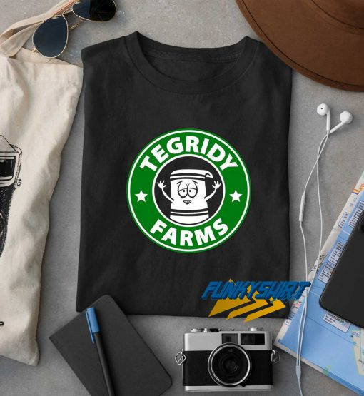 Tegridy Farms Paper t shirt