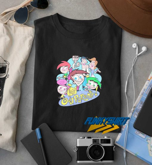 The Fairly Oddparents t shirt