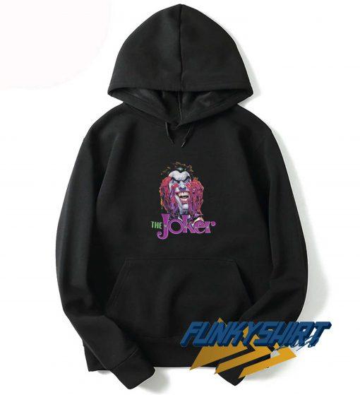 The Joker Vintage Hoodie