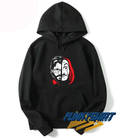 The Professor Two Face Hoodie