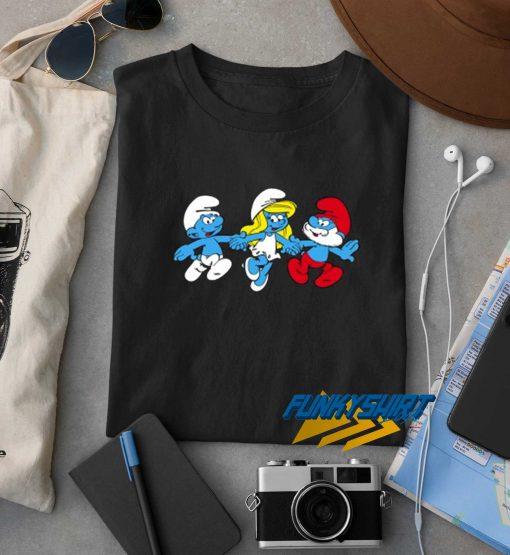 The Smurfs Kids t shirt
