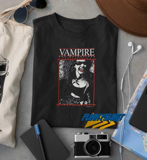 Vampire The Masquerade t shirt