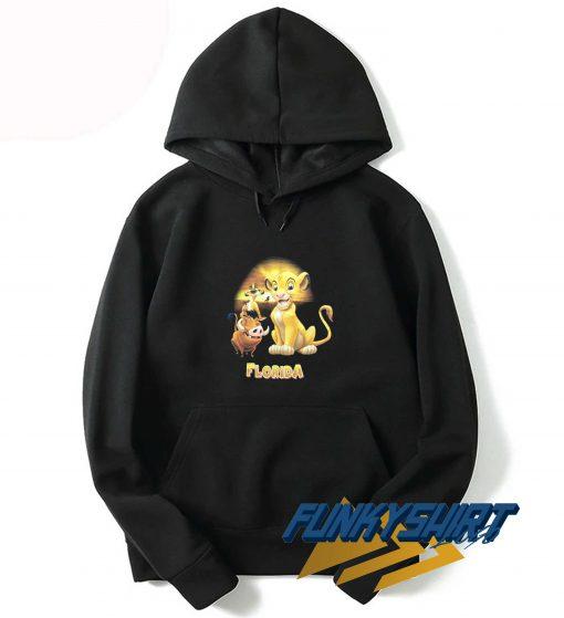 Vintage Lion King Florida Hoodie