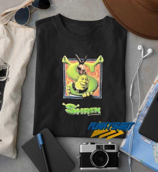 Vintage Shrek Movie t shirt