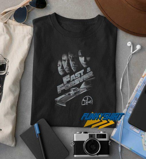 Vtg Fast And Forever t shirt