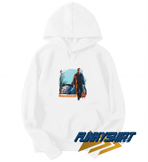 Welcome Michael Myers Home Hoodie