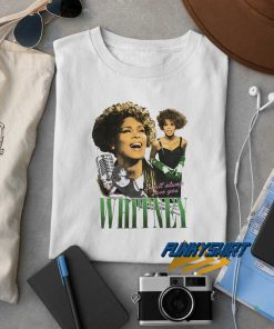 Whitney Houston Graphic t shirt