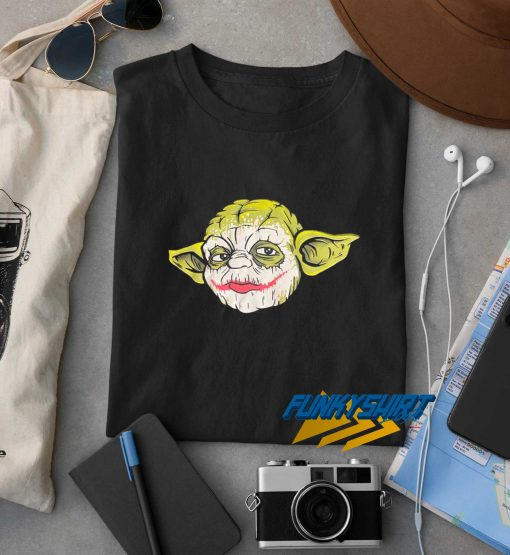Yoda Joker Graphic t shirt