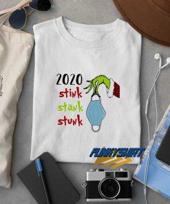 2020 Stink Stank Stunk Christmas t shirt