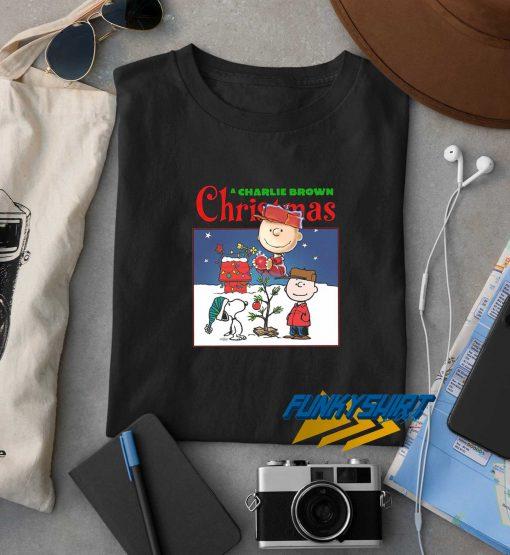 A Charlie Brown Christmas t shirt