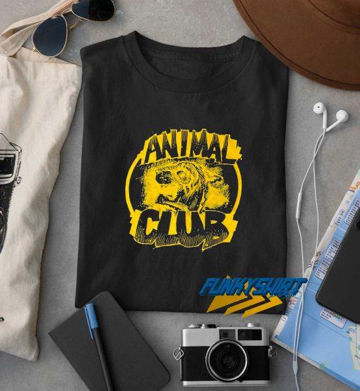 Animal Club Logo t shirt