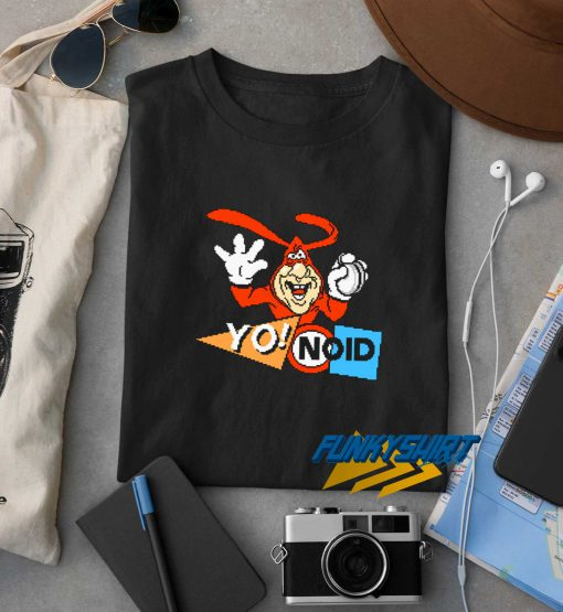 Avoid The Noid Cartoon t shirt