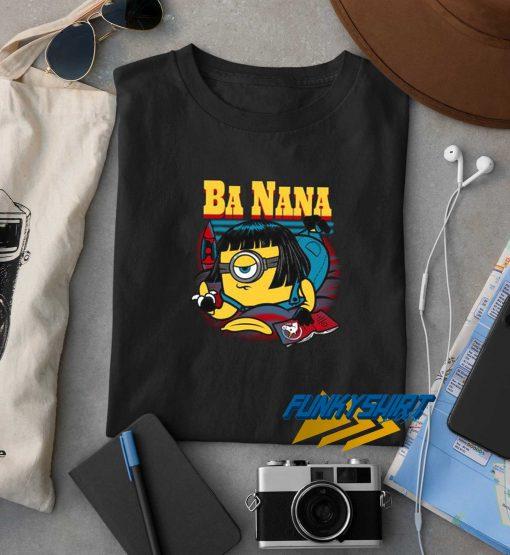 Ba Nana Fiction t shirt