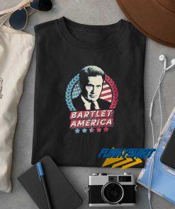 Bartlet For America t shirt