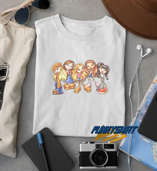 Bratz Group t shirt