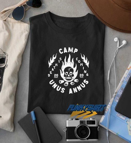 Camp Unus Annus t shirt