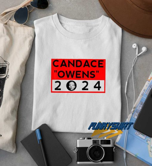 Candace Owens 2024 t shirt