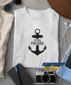 Captain Poonton Anchor t shirt