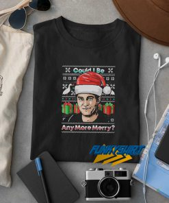 Charlie Any More Merry Christmas t shirt