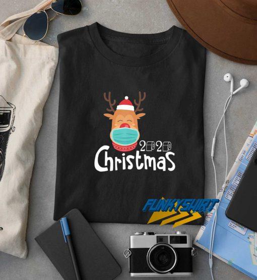 Christmas 2020 Reindeer Mask t shirt