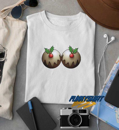 Christmas Puddings t shirt