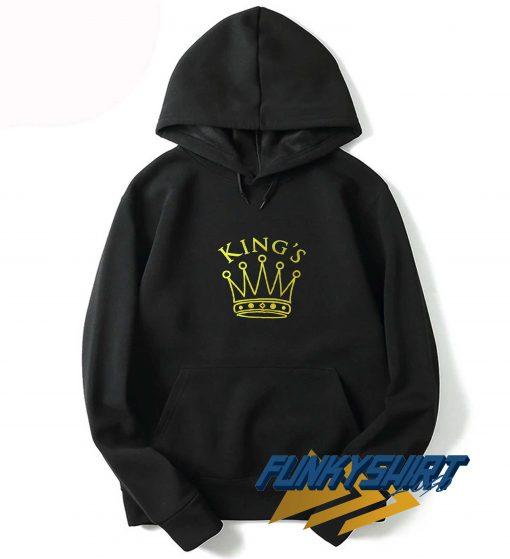 Crown Kings Logo Hoodie