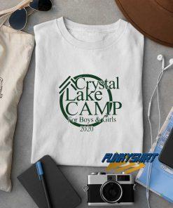 Crystal Lake Camp 2020 t shirt