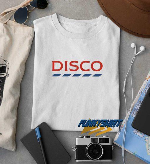 Disco Tesco Logo t shirt