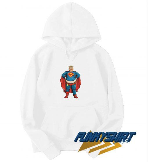 Donald Trump Superman Hoodie