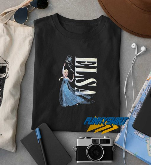 Elsa Frozen t shirt