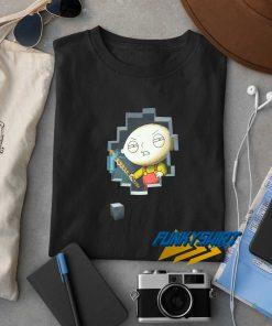 Family Guy Stewie Miner t shirt