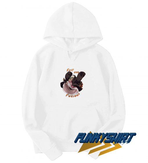 Fast And Furious Chibi Hoodie