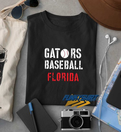 Florida Gator Baseball t shirt