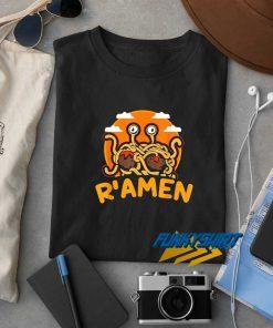Flying Spaghetti Monster Ramen t shirt