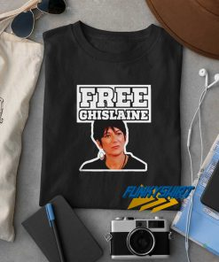 Free Ghislaine Photos t shirt