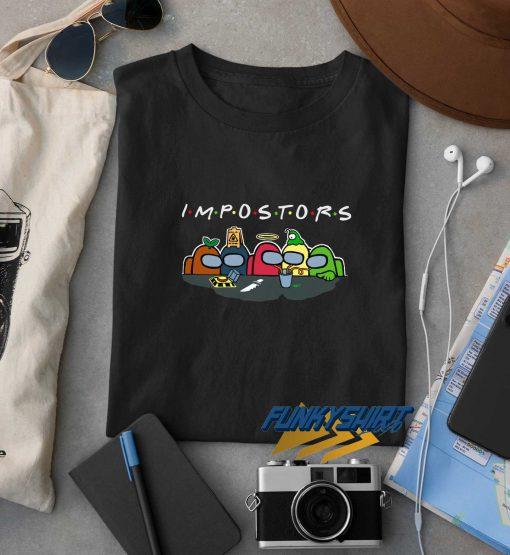 Friends Impostors t shirt