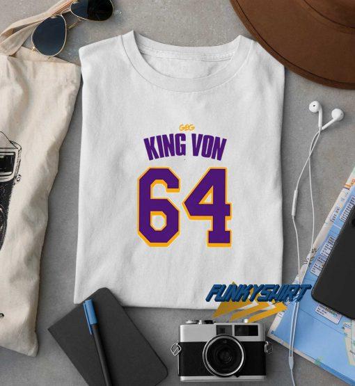 GBG King Von 64 t shirt