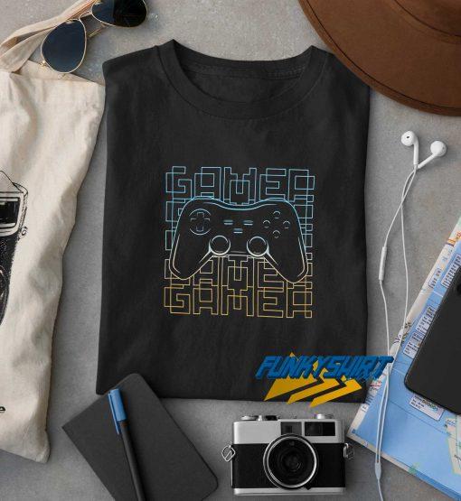 Gamer Stick t shirt