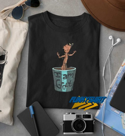 Guardians Of The Galaxy I Am Groot t shirt