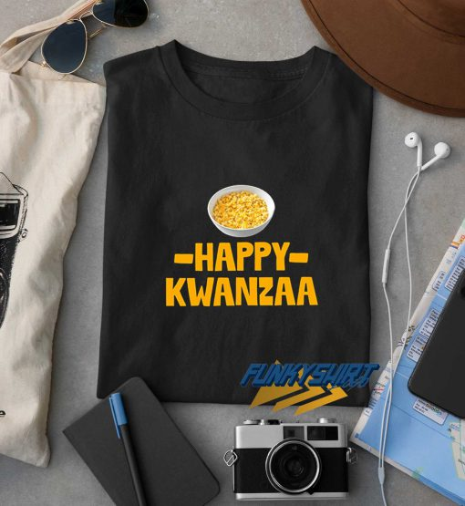 Happy Kwanzaa t shirt