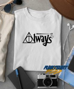 Harry Potter Always t shirt