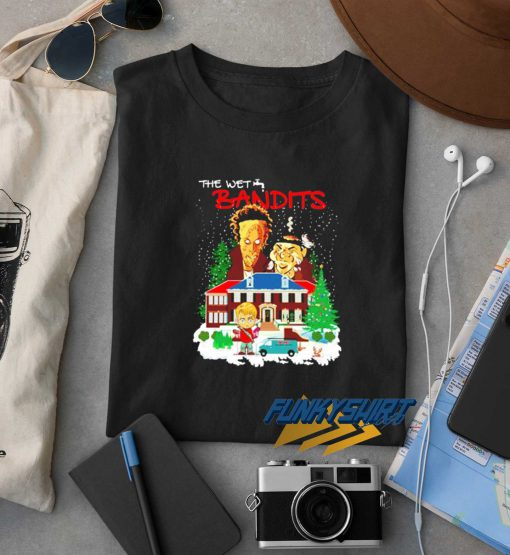 Home Alone The Wet Bandits t shirt