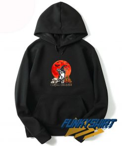 I Smell Children Dog Halloween Hoodie