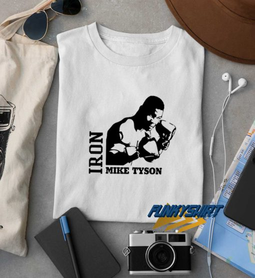 Iron Mike Tyson New t shirt