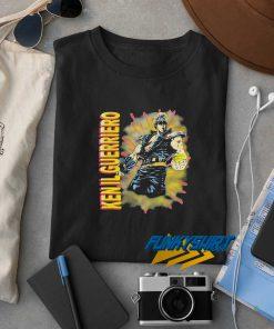 Ken Il Guerriero Vintage t shirt